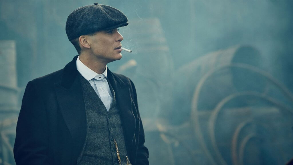 Thomas Shelby de Peaky Blinders