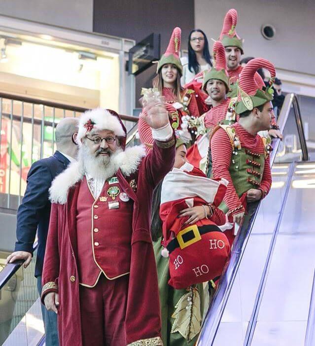 Alameda Shop&Spot | Pai Natal