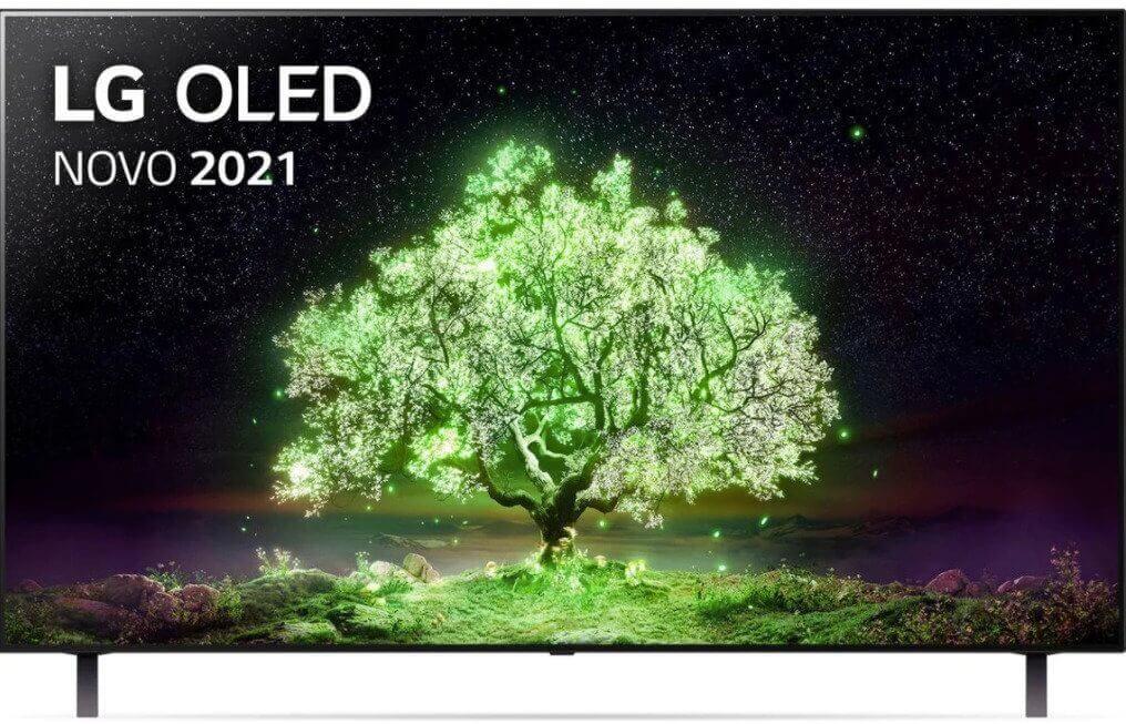 TV LG OLED55A16LA (OLED - 55'' - 140 cm - 4K Ultra HD - Smart TV) na worten